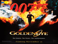 "Movie Posters:James Bond, GoldenEye (United Artists, 1995). Subway (46 X 60"") Advance Style....."