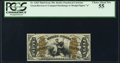 Fractional Currency:Third Issue, Fr. 1365 50¢ Third Issue Justice PCGS Choice About New 55.. ...