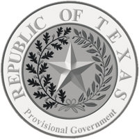 Republic of Texas Legation Papers. Papers of the Republic of Texas Legation to Washington, D.C. 1836 - 1839. Content inc...