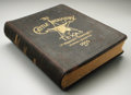Books:First Editions, James Cox - Historical and Biographical Record Of The CattleIndustry & The Cattlemen of Texas & Adjacent Territory. St.Lou...