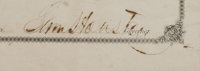 Land Grant Collection, Including: A1. Land Grant, Republic of Texas (dated 3-1-1841), Signed by President David G. Burne...