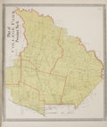 Books:First Editions, Jackson Map Company Atlas, 20th Century Plat Book of GraysonCounty, Texas, containing maps of cities, villages and voting p...