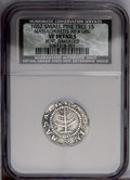 1652 SHILNG Pine Tree Shilling, Small Planchet--Bent, Damaged--NCS. VF Details. Noe-30, Crosby 13-S, R.3. 69.4 grains. T...