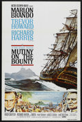 "Movie Posters:Adventure, Mutiny on the Bounty (MGM, R-1980). One Sheet (27"" X 41"") Style B.Adventure. ..."