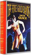 "Books:Science Fiction & Fantasy, John Holbrook Vance, writing as ""Jack Vance."" The Five GoldBands. Novato, California, Lancaster, Pennsylvania: Unde..."