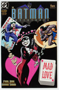 Modern Age (1980-Present):Superhero, Batman Adventures: Mad Love #1 (DC, 1994) Condition: VF....