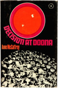 Books:Science Fiction & Fantasy, Anne McCaffrey. Decision at Doona. [London]: Rapp & Whiting, [1970]....