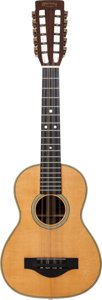 Musical Instruments:Banjos, Mandolins, & Ukes, 1947 Martin T-28 Tiple Natural, Serial # 103078....
