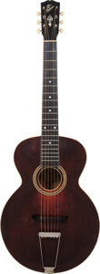 Musical Instruments:Acoustic Guitars, 1920 Gibson L-3 Sunburst Archtop Acoustic Guitar, Serial # 54354....