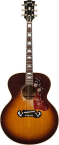 Musical Instruments:Acoustic Guitars, 1969 Gibson J-200 Sunburst Acoustic Guitar, Serial # 565049....
