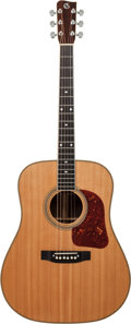 Musical Instruments:Acoustic Guitars, 2000's Gallagher G-70 Natural Acoustic Guitar, Serial # 3331....