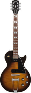 Musical Instruments:Electric Guitars, 1998 Gibson Les Paul Standard Sunburst Solid Body Electric Guitar,Serial # 8 9855....