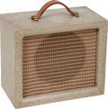 Musical Instruments:Amplifiers, PA, & Effects, 1950's Rex Tan Guitar Amplifier....