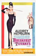 "Movie Posters:Romance, Breakfast at Tiffany's (Paramount, 1961). One Sheet (27"" X 41.5"")....."