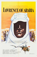 "Movie Posters:Academy Award Winners, Lawrence of Arabia (Columbia, 1962). Roadshow One Sheet (27"" X 41"")Style B.. ..."