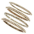 Estate Jewelry:Bracelets, Sterling Silver Bracelets, Stephen Dweck. ...