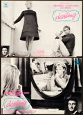 "Movie Posters:Drama, Darling (Embassy, 1965). Italian Photobusta Set of 10 (18.5"" X 26"").. ... (Total: 10 Items)"