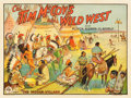 """Movie Posters:Western, Col. Tim McCoy's Real Wild West (1938). Poster (20.5"""" X 27.5"""").Western.. ..."""