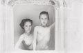 Photographs, Joyce Tenneson (American, b. 1945). Two sisters, 1984. Gelatin silver. 6 x 9 inches (15.2 x 22.9 cm). Signed, titled, an...