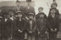 Photographs, Lewis Wickes Hine (American, 1874-1940). Some of the Youngest Workers, Merrimack, circa 1910. Gelatin silver. 4-3/8 x 6-...