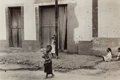 Photographs:Gelatin Silver, Helen Levitt (American, 1913-2009). Mexico, 1941. Gelatinsilver. 8-1/4 x 12-1/2 inches (21 x 31.8 cm). Signed, dated, a...