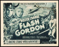 "Movie Posters:Serial, Flash Gordon (Universal, 1936). Title Lobby Card (11"" X 14"").. ..."