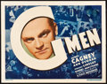 "Movie Posters:Crime, G-Men (First National, 1935). Title Lobby Card (11"" X 14"").. ..."