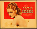 "Movie Posters:Drama, Jezebel (Warner Brothers, 1938). Title Lobby Card (11"" X 14"").. ..."