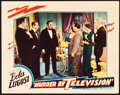 "Movie Posters:Horror, Murder By Television (Imperial-Cameo, 1935). Lobby Card (11"" X14"").. ..."