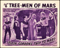 "Movie Posters:Serial, Flash Gordon's Trip to Mars (Universal, 1938). Lobby Card (11"" X14"") Chapter 6 -- ""Tree-Men of Mars."". ..."
