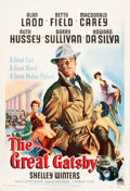"Movie Posters:Drama, The Great Gatsby (Paramount, 1949). One Sheet (27"" X 41"").. ..."
