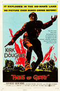 "Movie Posters:War, Paths of Glory (United Artists, 1958). One Sheet (27"" X 41"").. ..."