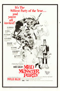 "Movie Posters:Animation, Mad Monster Party (Embassy, 1968). One Sheet (27"" X 41"").. ..."