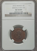 Mexico, Mexico: Oaxaca Duo from 1915,... (Total: 2 coins)