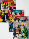 Silver Age (1956-1969):Horror, Tales of the Unexpected Group of 14 (DC, 1957-68) Condition:Apparent VG+.... (Total: 14 Comic Books)