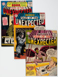 Silver Age (1956-1969):Horror, Tales of the Unexpected Group of 51 (DC, 1956-67) Condition:Apparent FR/GD.... (Total: 51 Comic Books)