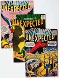 Silver Age (1956-1969):Horror, Tales of the Unexpected Group of 19 (DC, 1958-67) Condition:Apparent GD/VG.... (Total: 19 Comic Books)