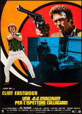 "Movie Posters:Action, Magnum Force (Warner Brothers, 1973). Italian - Foglio (26"" X36.5""). Action.. ..."