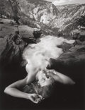 Photographs, Jerry Uelsmann (American, b. 1934). Untitled, 1992. Gelatin silver. 13-1/2 x 10-3/8 inches (34.3 x 26.4 cm). Signed, tit...