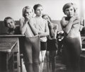 Photographs, Antanas Sutkus (Lithuanian, b. 1939). Ballet Auditions, Vilnus, Lithuania, 1966. Gelatin silver. 7-3/4 x 8-7/8 inches (1...