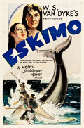 "Movie Posters:Drama, Eskimo (MGM, 1933). One Sheet (27"" X 41"") Style D.. ..."