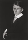 Photographs:Gelatin Silver, Daniel Masclet (French, 1892-1969). Arthur de Banville, 1929. Gelatin silver, printed later. 8-3/4 x 6-1/4 inches (22.2 ...
