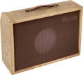 Musical Instruments:Amplifiers, PA, & Effects, 1960 Maestro Tweed Guitar Amplifier, Serial # 109868....