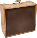 Musical Instruments:Amplifiers, PA, & Effects, 1960 Gibson GA-30 Invader Tweed Guitar Amplifier, Serial #12061....