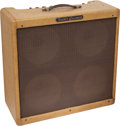 Musical Instruments:Amplifiers, PA, & Effects, 1958 Fender Bassman Tweed Guitar Amplifier, Serial # BM00168....