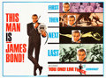 "Movie Posters:James Bond, You Only Live Twice (United Artists, 1967). Subways (2) (45"" X59.5"") Preliminary Advance and Final Advance Style.. ... (Total: 2Items)"