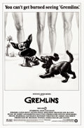 "Movie Posters:Horror, Gremlins (Warner Brothers, 1984). One Sheet (27"" X 41"") BeachStyle.. ..."