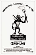 "Movie Posters:Horror, Gremlins (Warner Brothers, 1984). One Sheet (27"" X 41"") OlympicStyle.. ..."