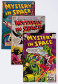 Silver Age (1956-1969):Science Fiction, Mystery in Space Group of 30 (DC, 1952-63) Condition: ApparentFR/GD.... (Total: 30 Comic Books)