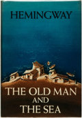 Books:Fiction, Ernest Hemingway. The Old Man and the Sea. New York: CharlesScribner's Sons, 1952....
